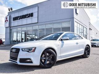 Used 2015 Audi S5 TECHNIK | BLACK OPTIC | DRIVE SELECT | SPORT DIFF for sale in Mississauga, ON
