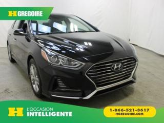 Used 2018 Hyundai Sonata SPORT for sale in St-Léonard, QC