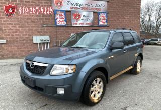 Used 2011 Mazda Tribute GX/2.5L/NO ACCIDENT/CERTIFIED for sale in Cambridge, ON
