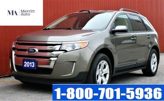 Used 2013 Ford Edge SEL! CLEAN CARFAX! BACKUP CAMERA! HEATED SEATS! for sale in London, ON