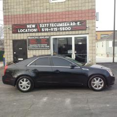 Used 2009 Cadillac CTS w/1SB for sale in Windsor, ON