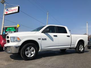 Used 2018 RAM 1500 OUTDOORSMAN for sale in Cobourg, ON
