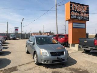 Used 2008 Nissan Sentra 2.0**AUTO**NEW TIRES**DRIVES FINE**AS IS SPECIAL for sale in London, ON