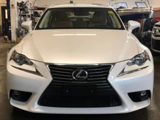 Used 2016 Lexus IS 300 NAVI, LEATHER, HEATED VENT SEATS, BACK UP CAMERA for sale in Mississauga, ON