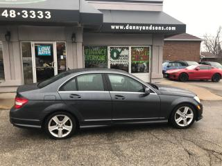Used 2010 Mercedes-Benz C-Class C 300 for sale in Mississauga, ON