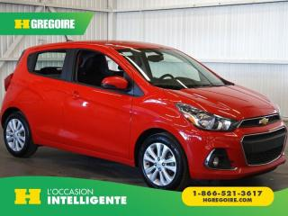 Used 2018 Chevrolet Spark LT A/C-BLUETOOTH for sale in St-Léonard, QC