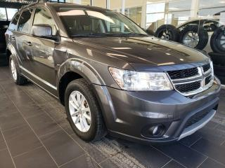 Used 2015 Dodge Journey SXT, ACCIDENT FREE, KEYLESS IGNITION for sale in Edmonton, AB