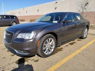Used 2018 Chrysler 300 TOURING AWD / GPS Navigation / Back Up Camera for sale in Edmonton, AB