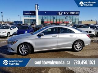 Used 2018 Mercedes-Benz CLA-Class CLA 250/PANO SUNFROOF/LEATHER/BACK UP CAMERA for sale in Edmonton, AB