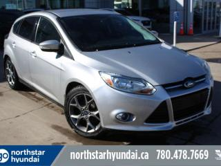Used 2013 Ford Focus SE/AUTO/ALLOYS/TINT/AIR/CRUISE for sale in Edmonton, AB