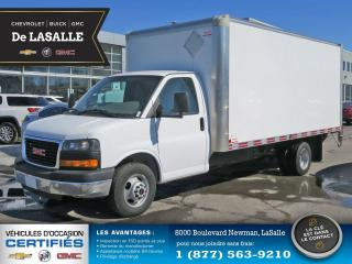 Used 2016 GMC Savana 16 Pied Lift Gate for sale in Lasalle, QC
