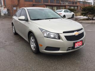 Used 2013 Chevrolet Cruze 4DR SDN LT TURBO for sale in Brampton, ON