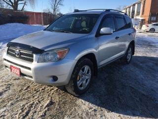 Used 2008 Toyota RAV4 4WD 4DR for sale in Brampton, ON