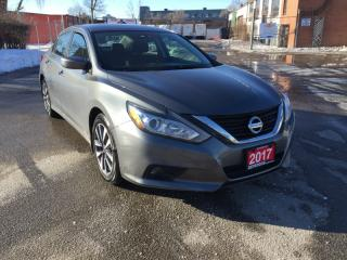 Used 2017 Nissan Altima 4dr Sdn I4 CVT 2.5 for sale in Brampton, ON