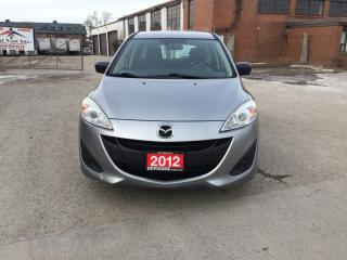 Used 2012 Mazda MAZDA5 4dr Wgn GS for sale in Brampton, ON