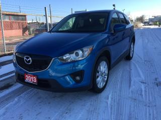 Used 2013 Mazda CX-5 AWD 4dr Auto GT for sale in Brampton, ON