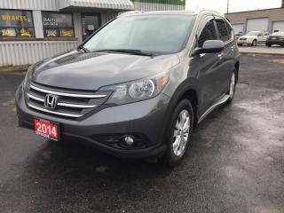 Used 2014 Honda CR-V AWD 5dr Touring for sale in Brampton, ON
