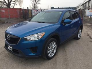 Used 2013 Mazda CX-5 FWD 4DR GX for sale in Brampton, ON