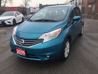 Used 2015 Nissan Versa Note 5DR HB 1.6 for sale in Brampton, ON