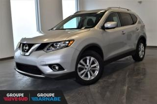 Used 2014 Nissan Rogue Sv Tech Fwd 7 for sale in Brossard, QC