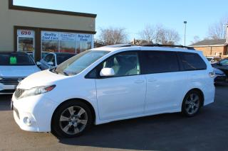 Used 2012 Toyota Sienna SE 8 Passenger Power doors for sale in Brampton, ON