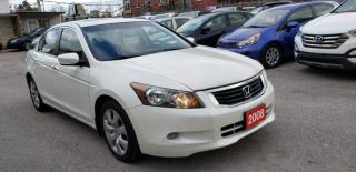 Used 2008 Honda Accord Sedan EX-L for sale in Toronto, ON