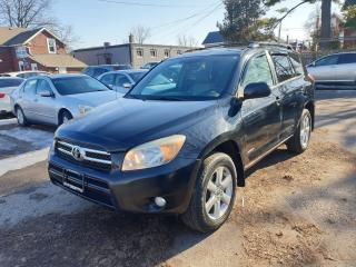 Used 2006 Toyota RAV4 LIMITED  for sale in Brampton, ON