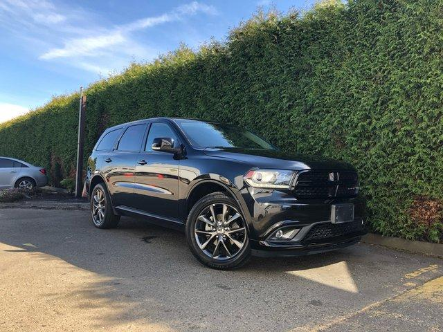 Used 2018 Dodge Durango GT AWD + LEATHER HEATED FRT/2ND TROW SEATS +