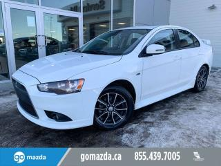 Used 2015 Mitsubishi Lancer GT LEATHER SUNROOF SPORTY & SOPHISTICATED for sale in Edmonton, AB