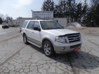 Used 2010 Ford Expedition 4X4 EDDIE BAUER for sale in Elmvale, ON