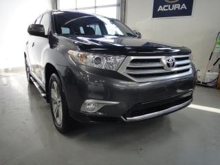 Used 2011 Toyota Highlander MUST SEE,NO ACCIDENT,LEATHER ,ROOF for sale in North York, ON