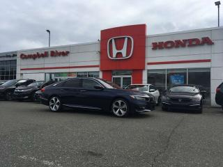 New 2019 Honda Accord Sedan Touring for sale in Campbell River, BC