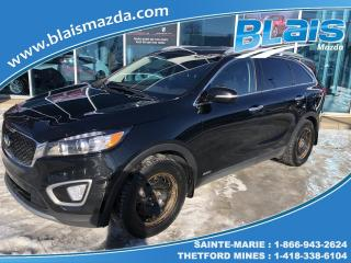 Used 2016 Kia Sorento EX 2 L turbo 4 portes TI for sale in Ste-Marie, QC