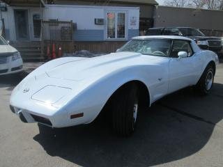 Used 1978 Chevrolet Corvette 25TH ANNIVERSARY for sale in Scarborough, ON