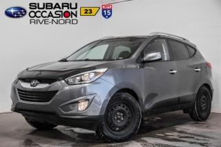 Used 2014 Hyundai Tucson GLS TOIT.OUVRANT+MAG for sale in Boisbriand, QC