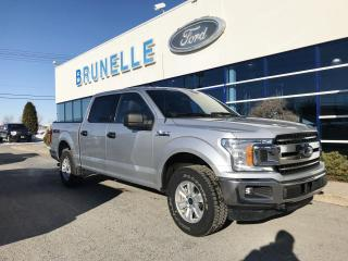 Used 2018 Ford F-150 XLT 2,7L 4x4 for sale in St-Eustache, QC