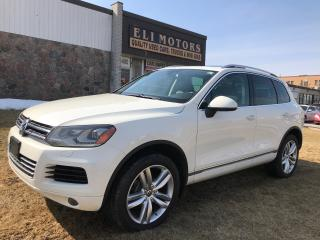 Used 2011 Volkswagen Touareg Comfortline.TDI.AWD.NAVI.PANO ROOF.BLUETOOTH. for sale in North York, ON