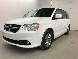 Used 2015 Dodge Grand Caravan SXT Premium Plus for sale in Saskatoon, SK