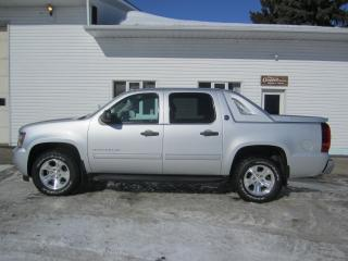 Used 2013 Chevrolet Avalanche LS for sale in Melfort, SK
