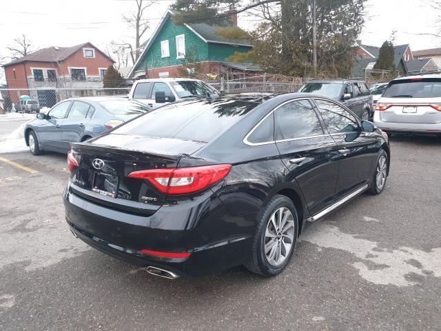 2015 Hyundai Sonata 2.4L Sport Photo6