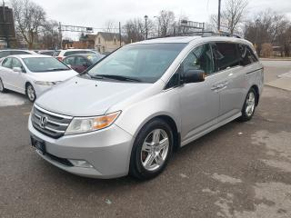 Used 2012 Honda Odyssey Touring for sale in Brampton, ON