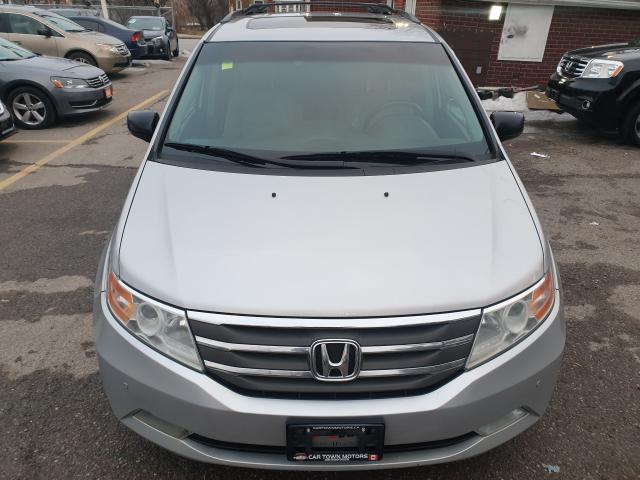 2012 Honda Odyssey Touring Photo28