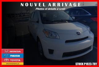 Used 2014 Scion xD A/c Cruise Prise for sale in Drummondville, QC