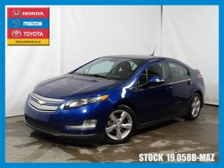 Used 2013 Chevrolet Volt économique|regvit|b for sale in Drummondville, QC