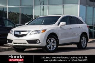Used 2015 Acura RDX Cuir Toit Awd Awd for sale in Lachine, QC