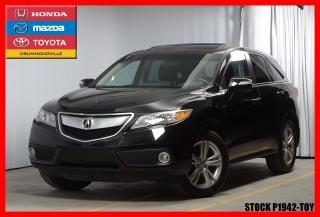 Used 2015 Acura RDX Grp Tech. Navigation for sale in Drummondville, QC