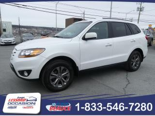 Used 2011 Hyundai Santa Fe V6 AWD LIMITED CUIR ET TOIT OUVRANT for sale in St-Georges, QC