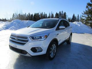 Used 2018 Ford Escape Titanium 4rm for sale in Thetford Mines, QC