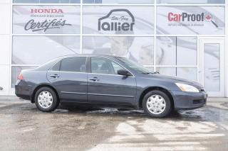 Used 2006 Honda Accord SE ***JAMAIS ACCIDENTE*** for sale in Québec, QC
