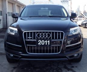 Used 2011 Audi Q7 3.0L TDI for sale in Brampton, ON